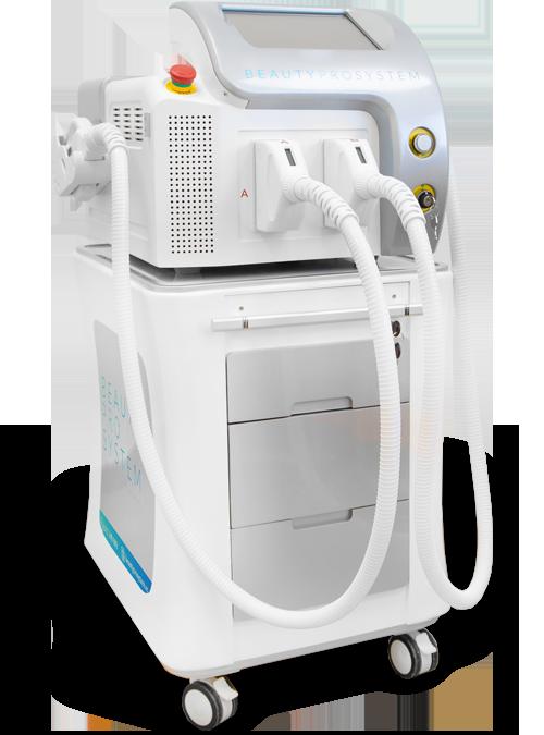 Maquinas de depilación SHR Láser System